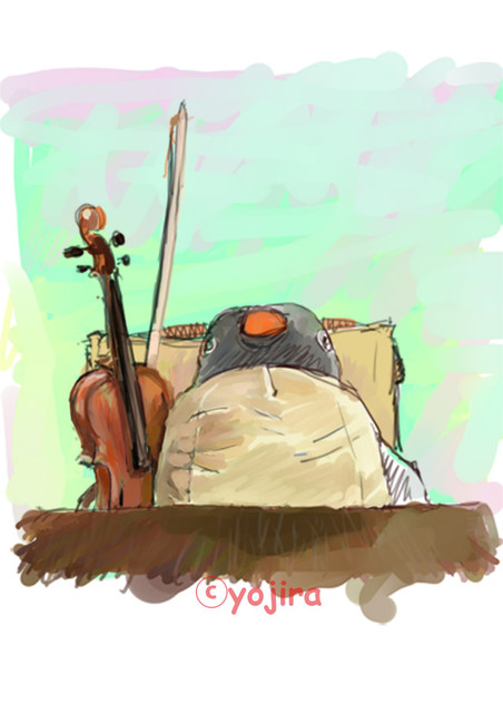 Penguinviolin01
