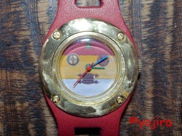 時計盤のデザイン