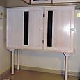キッチン用の戸棚