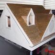 オーヴァーフロ水槽の屋根