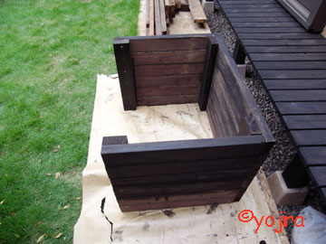 堆肥ボックス